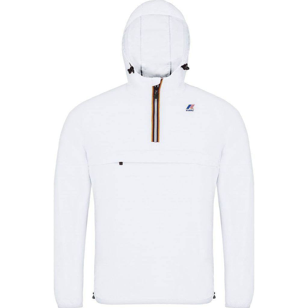 K-Way Leon 3.0 Jacket  | White K005IC0