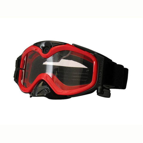 Liquid Image Model 376 1080P Off Road Goggles | Red