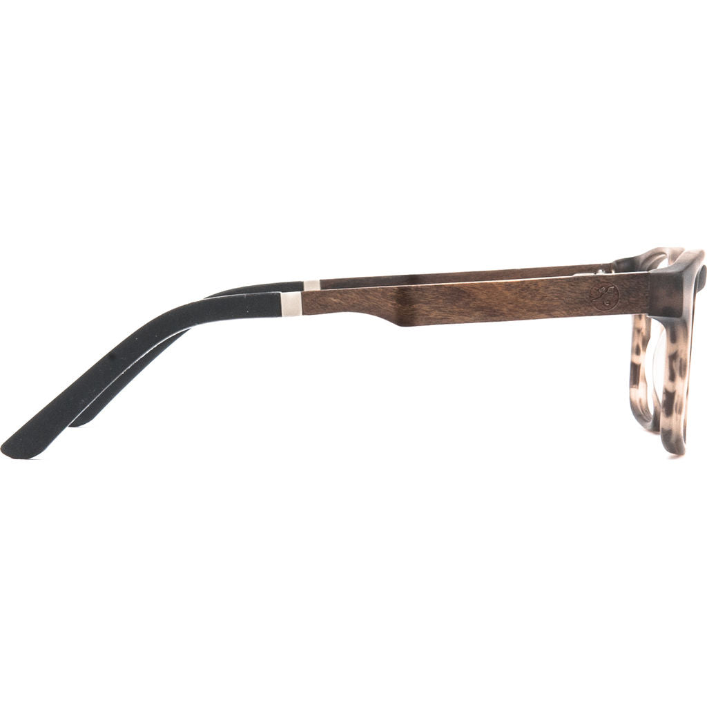 Proof Lowman Optical Glasses | Gray Waves/Clear
