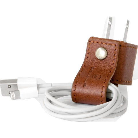 This is Ground Lupito iPhone Charger Strap | Cognac