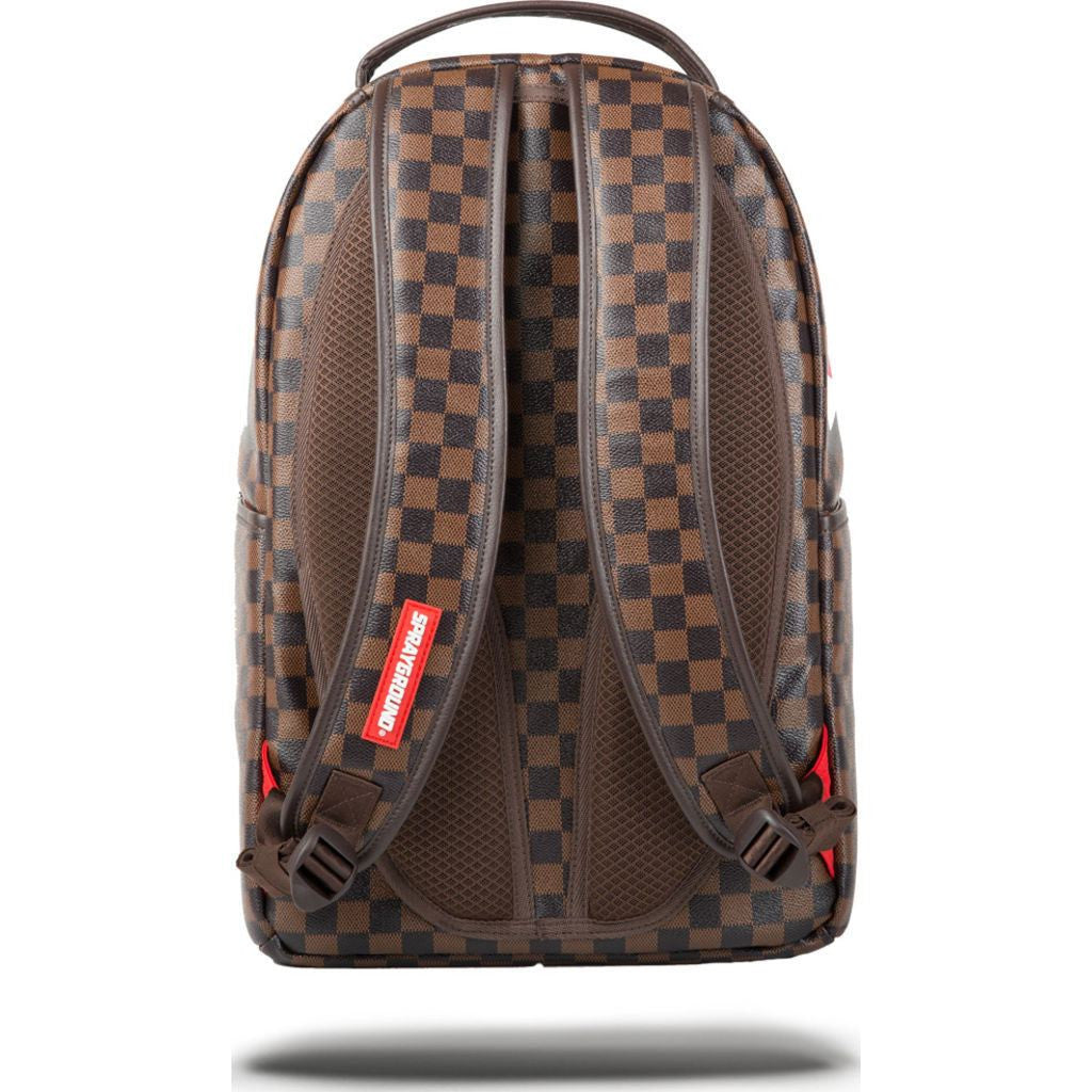 Sprayground Sharks In Paris Backpack | Brown/Black - Sportique