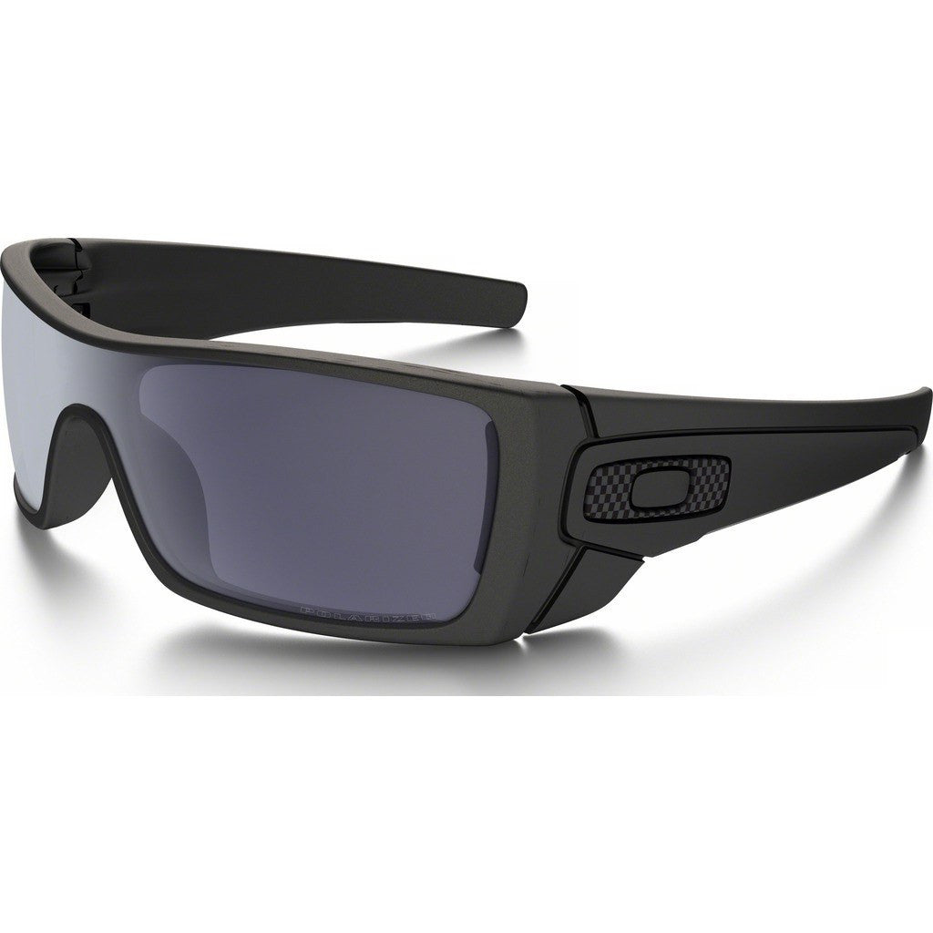 Oakley Lifestyle Batwolf Matte Black Sunglasses | Grey Polarized OO9101-04