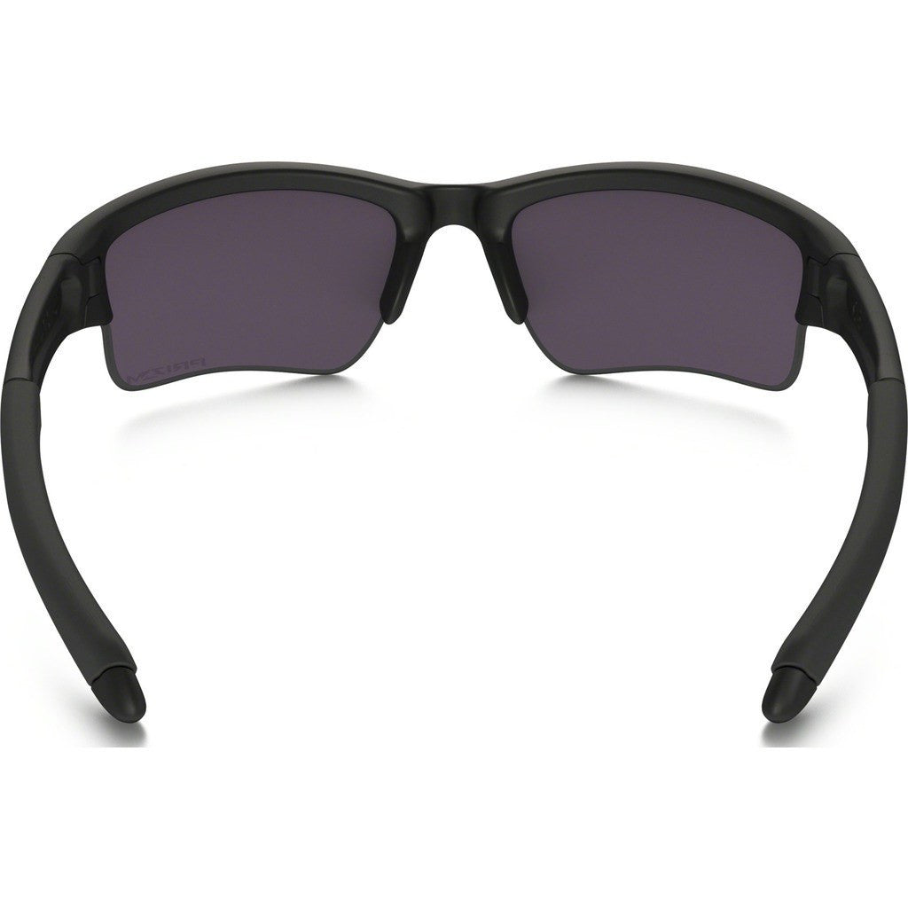 Oakley Sport Quarter Jacket Matte Black Sunglasses | Prizm Daily Polarized OO9200-17