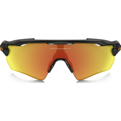 Oakley Sport Radar EV Path Polished Black Sunglasses | Fire Iridium OO9208-19