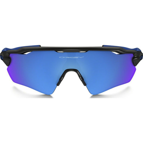 Oakley Sport Radar EV Path Polished Black Sunglasses | Sapphire Iridium OO9208-20
