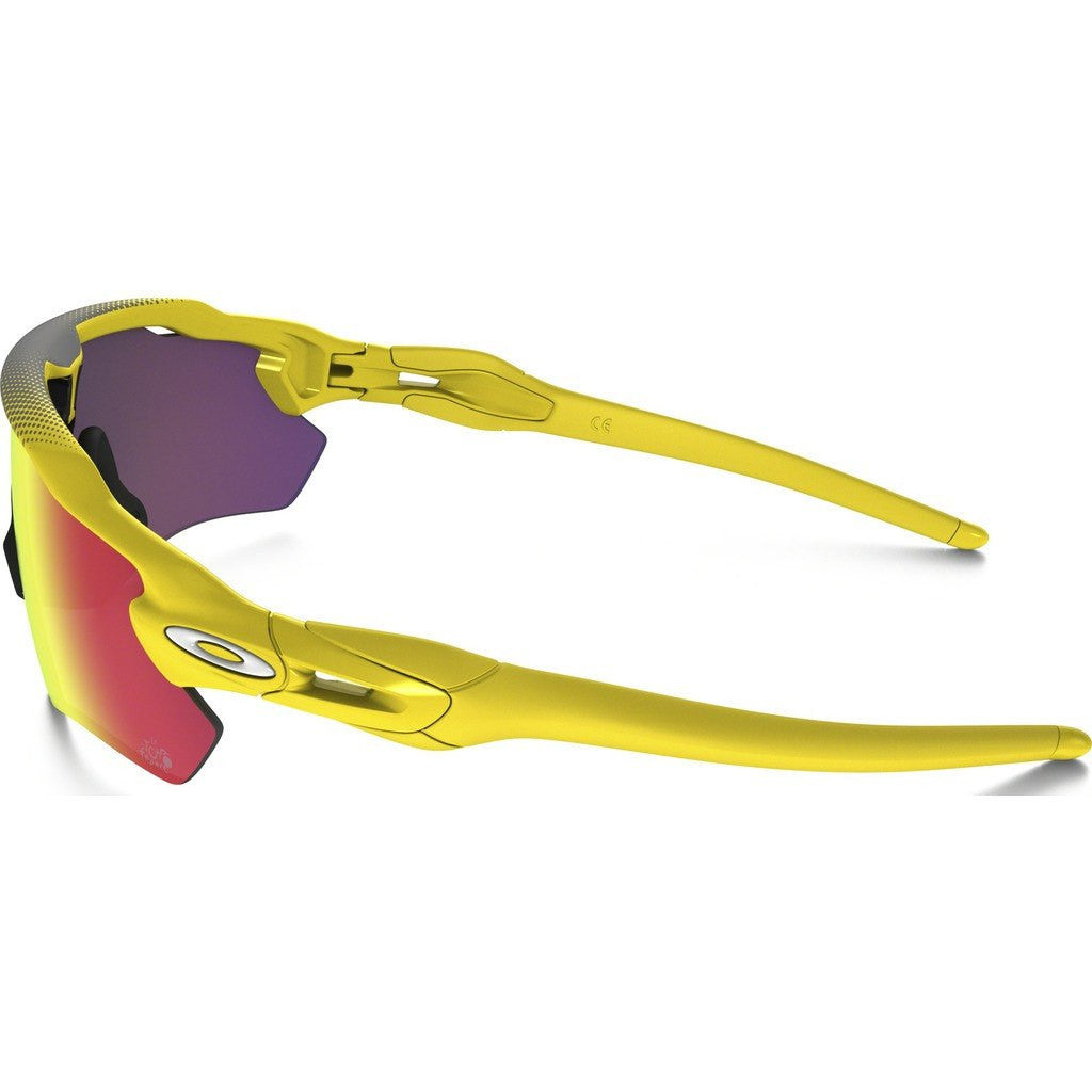 01e1151547 Oakley Sport Radar EV Path Team Yellow Sunglasses Prizm Road OO9208 ...