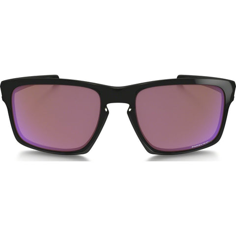 Oakley Lifestyle Sliver Polished Black Sunglasses | Prizm Golf OO9262-39