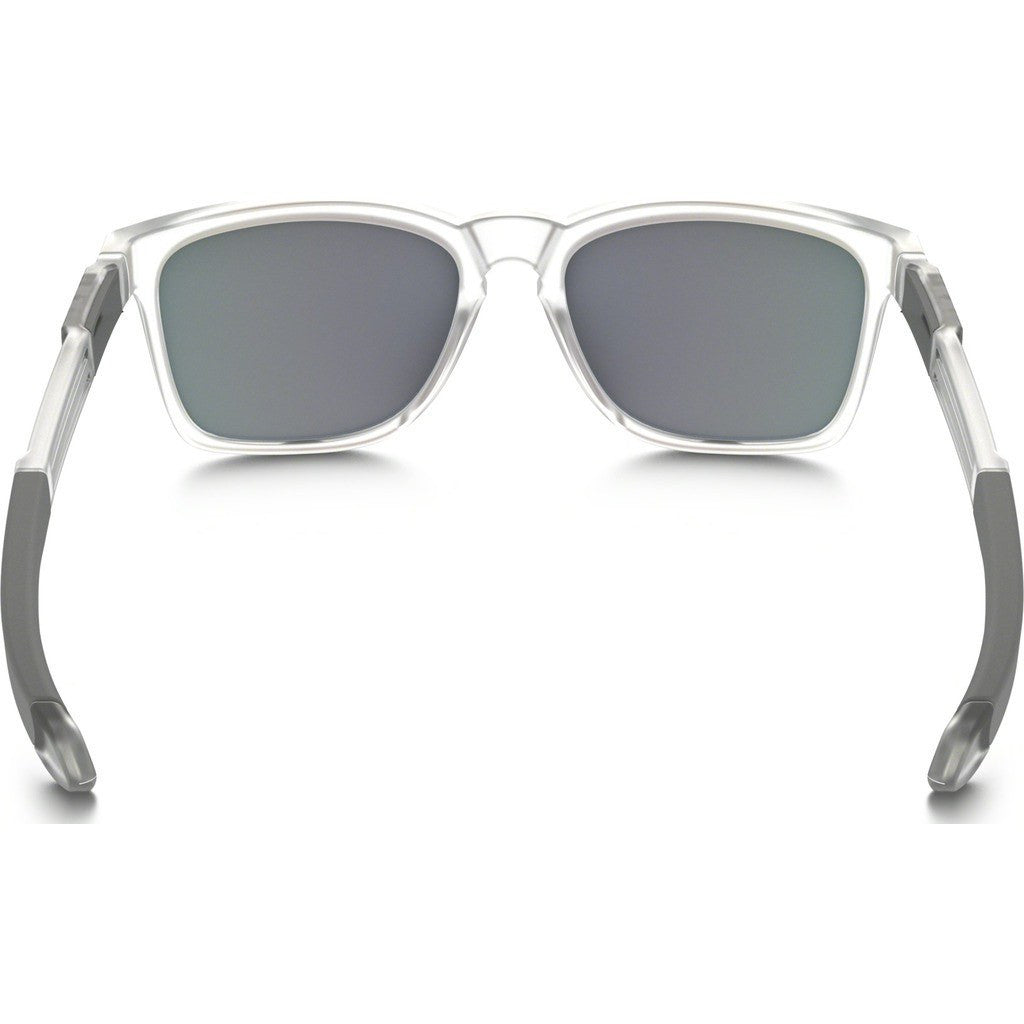 Oakley Lifestyle Catalyst Matte Clear Sunglasses | Torch Iridium OO9272-14