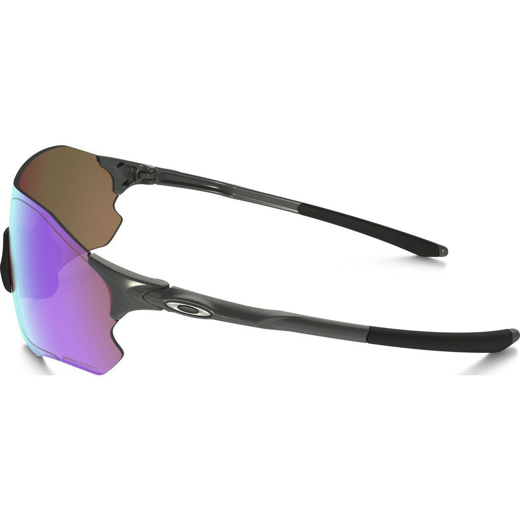oakley sunglasses prizm  Oakley Sport EV Zero Path Matte Steel Sunglasses Prizm Golf OO9308 ...