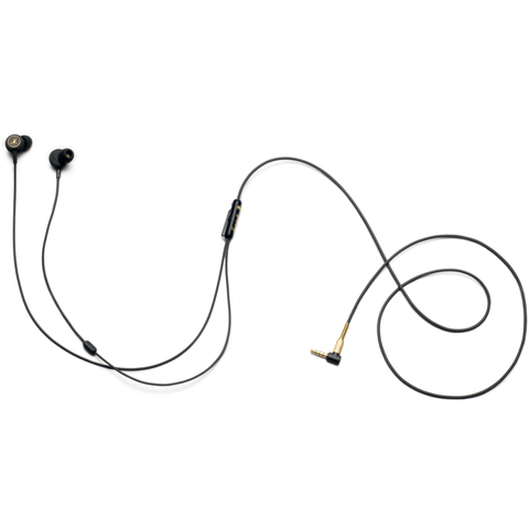 Marshall Mode EQ In-Ear Headphones | Black/Gold