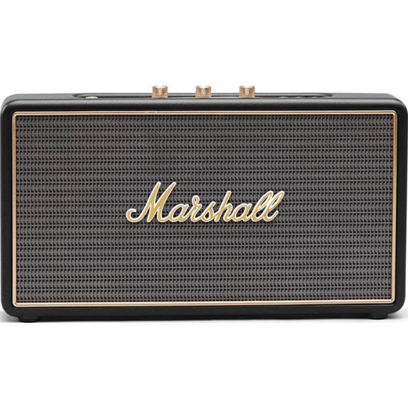 Marshall Stockwell Bluetooth Speaker with Flipcover Case | Black 04091451