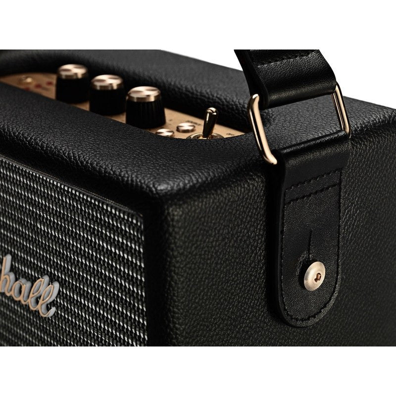 Marshall Kilburn Portable Bluetooth Speaker | Black 04091189