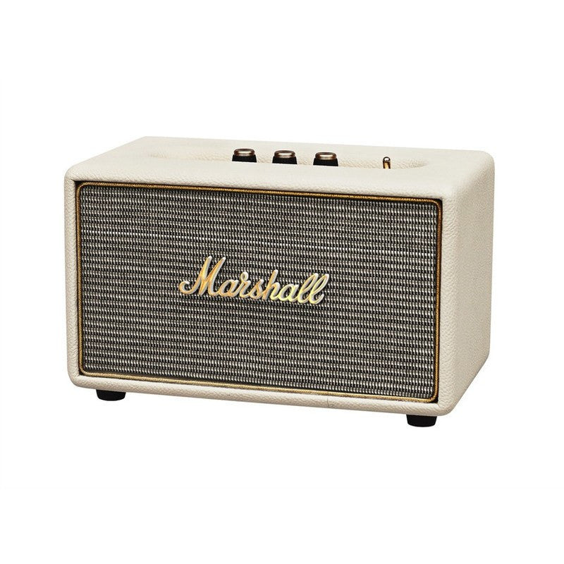 Marshall Acton Bluetooth Compact Speaker System | Cream