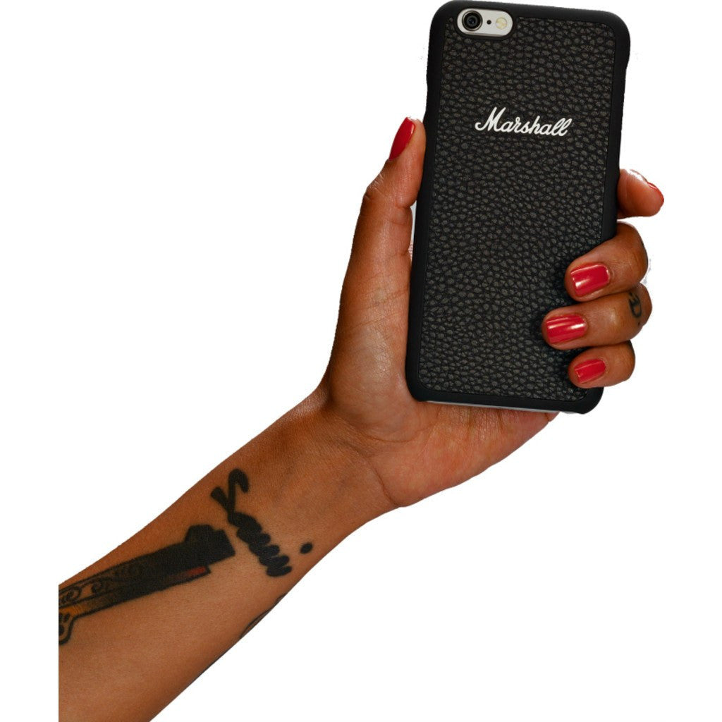 Marshall iPhone 6 Phone Case | Black