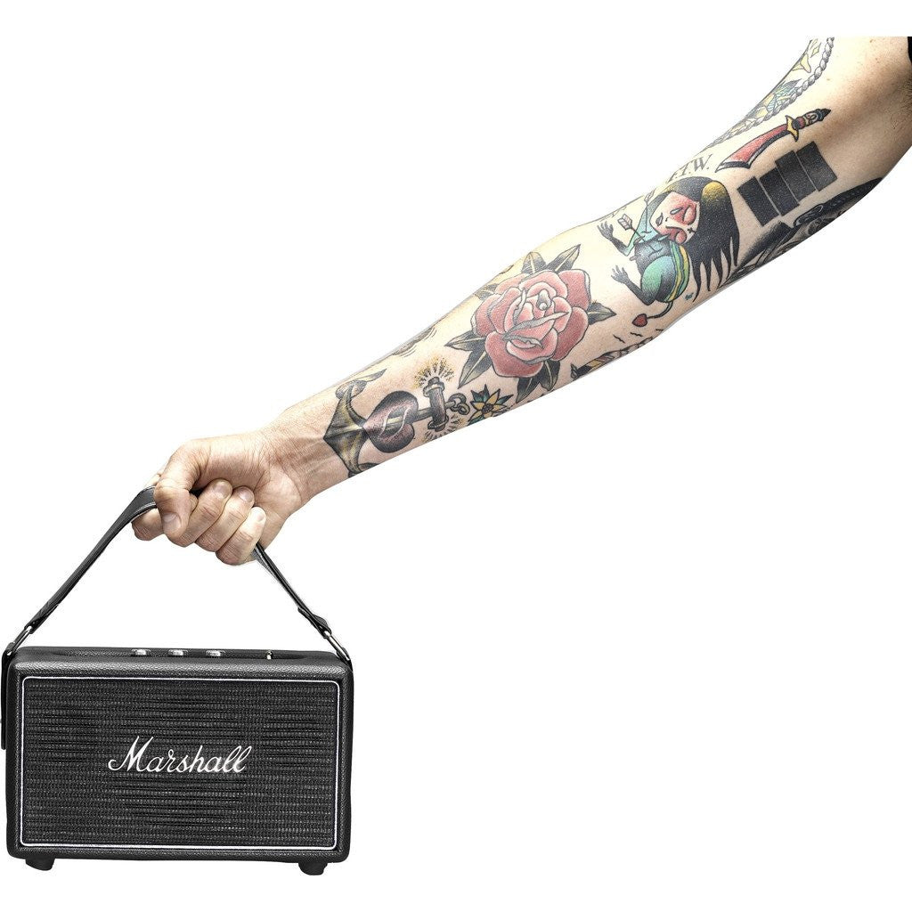 Marshall Kilburn Portable Bluetooth Speaker | Steel
