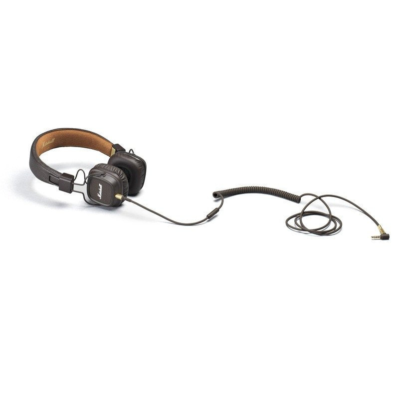 Marshall Major II Headphones | Brown
