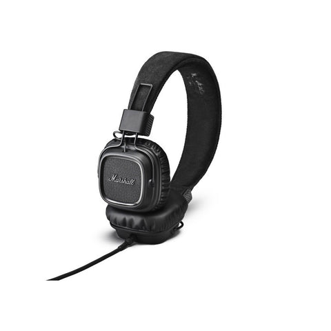 Marshall Major II Headphones | Pitch Black