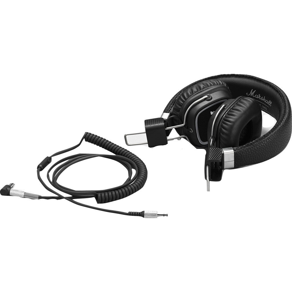 Marshall Major II Bluetooth Headphones | Steel