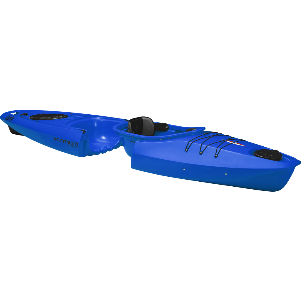 Point 65 Martini GTX Modular Solo Kayak | Blue