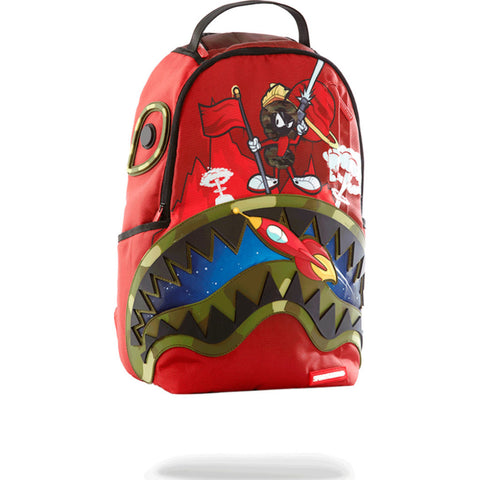 Sprayground Camo Backpack | Marvin the Martian