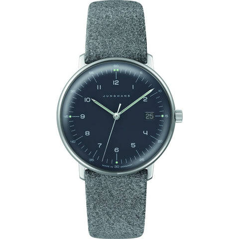 Junghans Max Bill Ladies Date Watch | Felt & LeatherÊ047/4542.00
