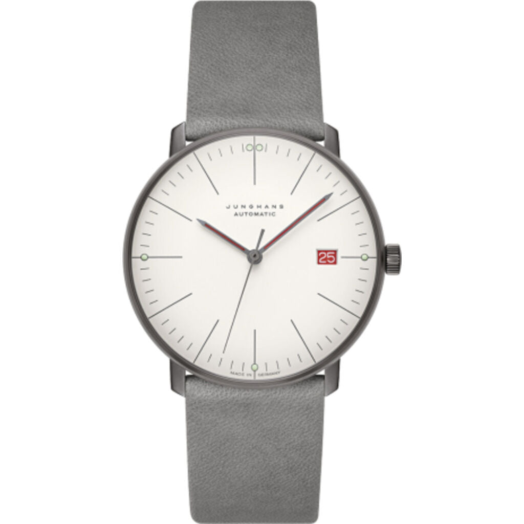 Junghans Max Bill 100 Years of the Bauhaus Limited Edition Watch | Automatic 027/4901.02