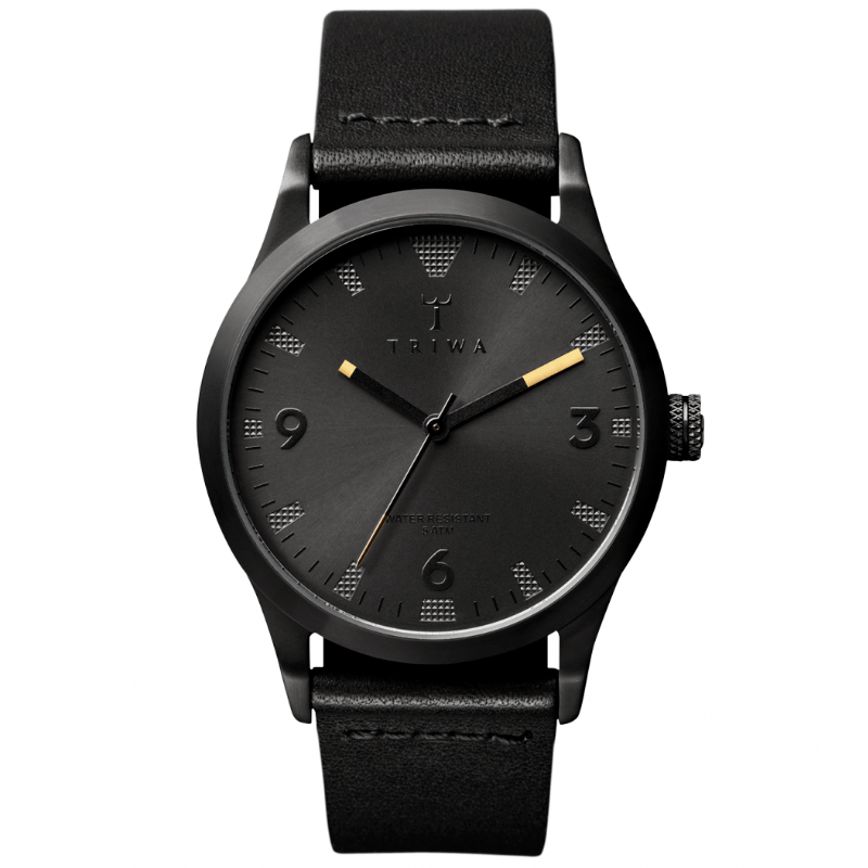 Triwa Sort of Black Watch | Black Classic