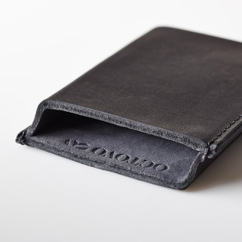 Octovo Card Case | Black LCC100A