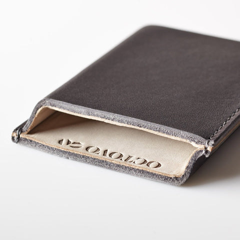 Octovo Card Case | Grey LCC103A