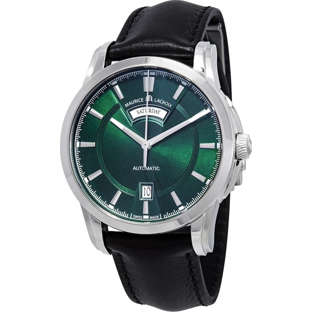 Maurice Lacroix Men's Pontos Day & Date Watch | Automatic