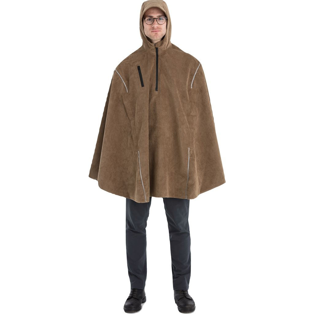 Cleverhood Corduroy Rain Cape | Mr. Fox Point