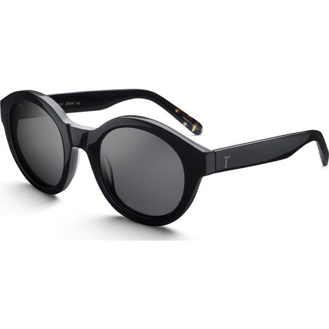 Triwa Grace Sunglasses | Midnight SHAC159