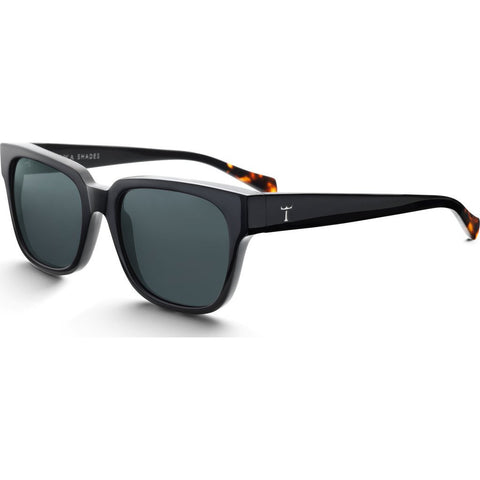 Triwa Lector Sunglasses | Midnight SHAC118