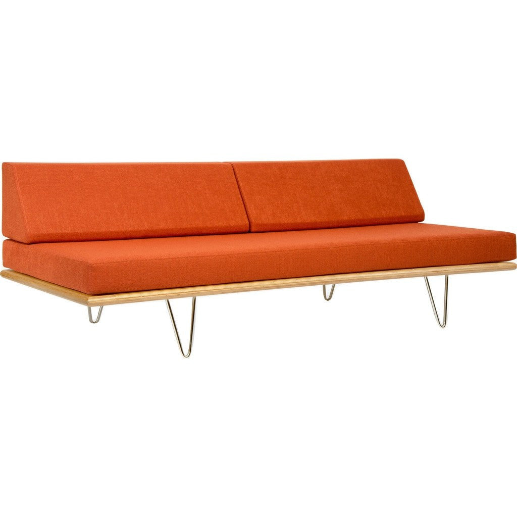 Modernica Case Study Classic Daybed With V-Legs Britches Linen