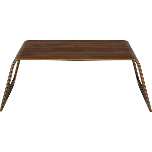 Modernica Case Study Bentwood Tray Table Chair Walnut Acc