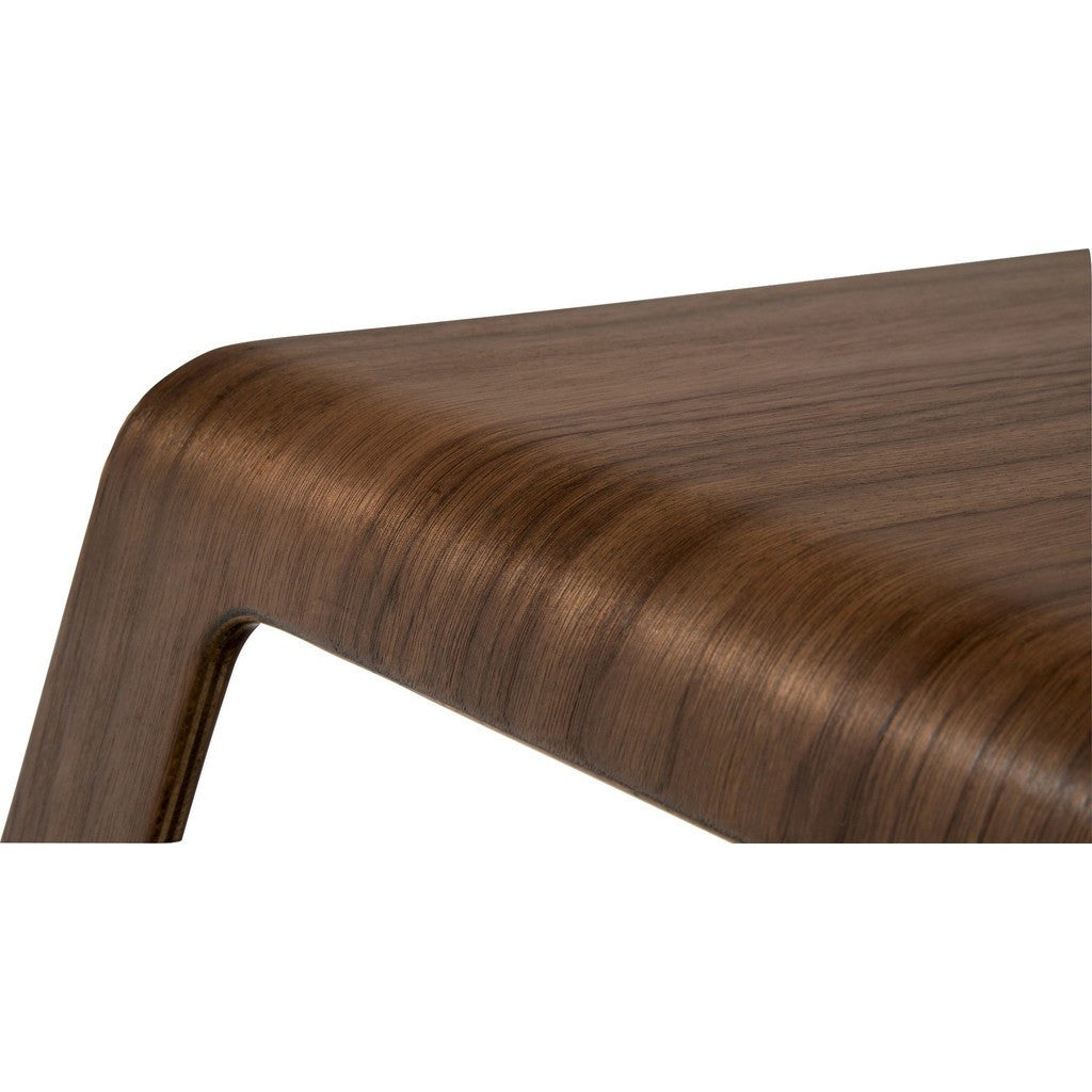 Modernica Case Study Bentwood Tray Table Chair | Walnut