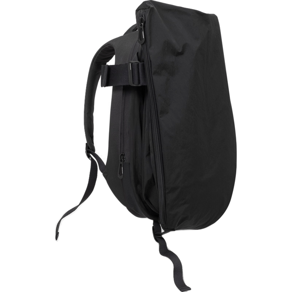 Cote et Ciel Isar Twin Touch Memory Tech Backpack | Black