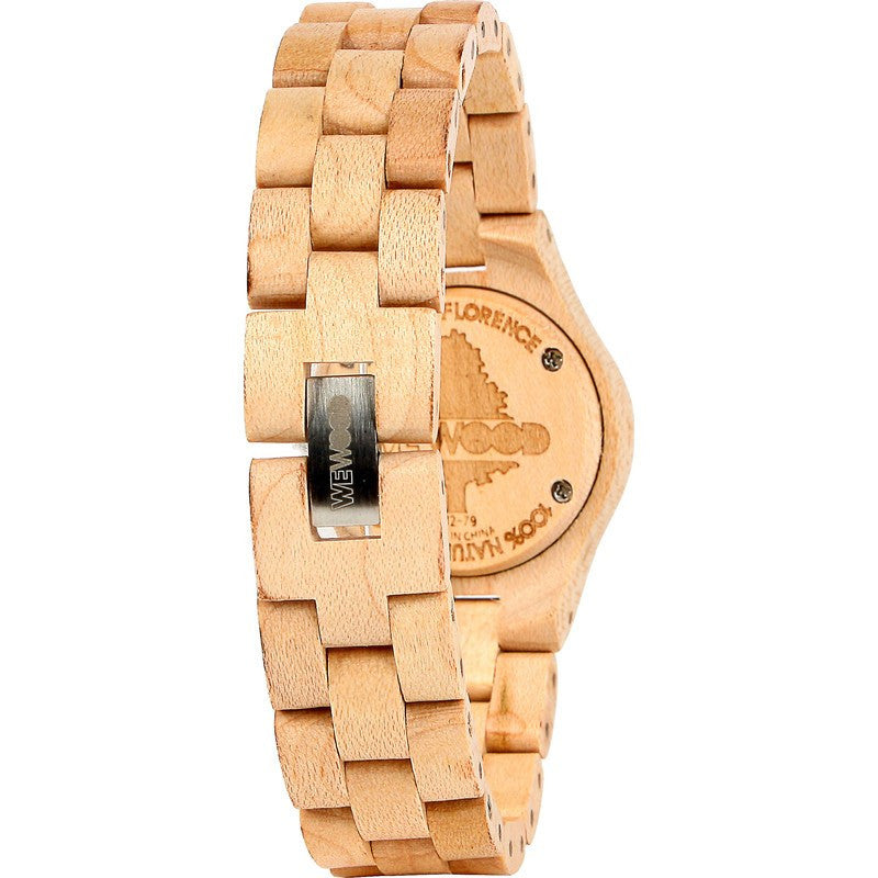 WeWood Moon Maple Wood Watch | Beige