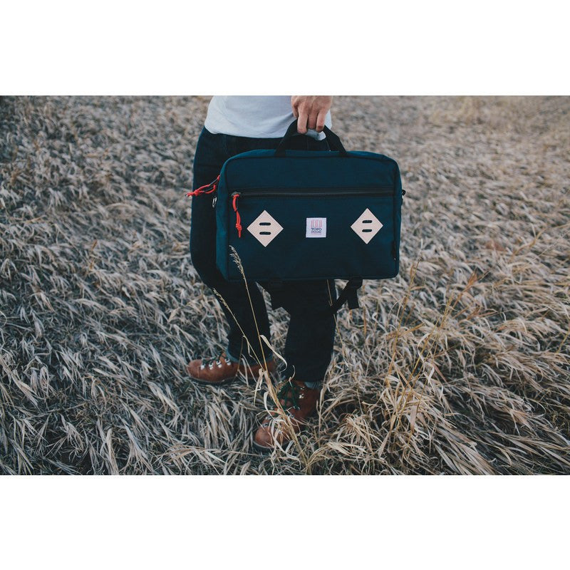 Topo Designs Mountain Briefcase Navy