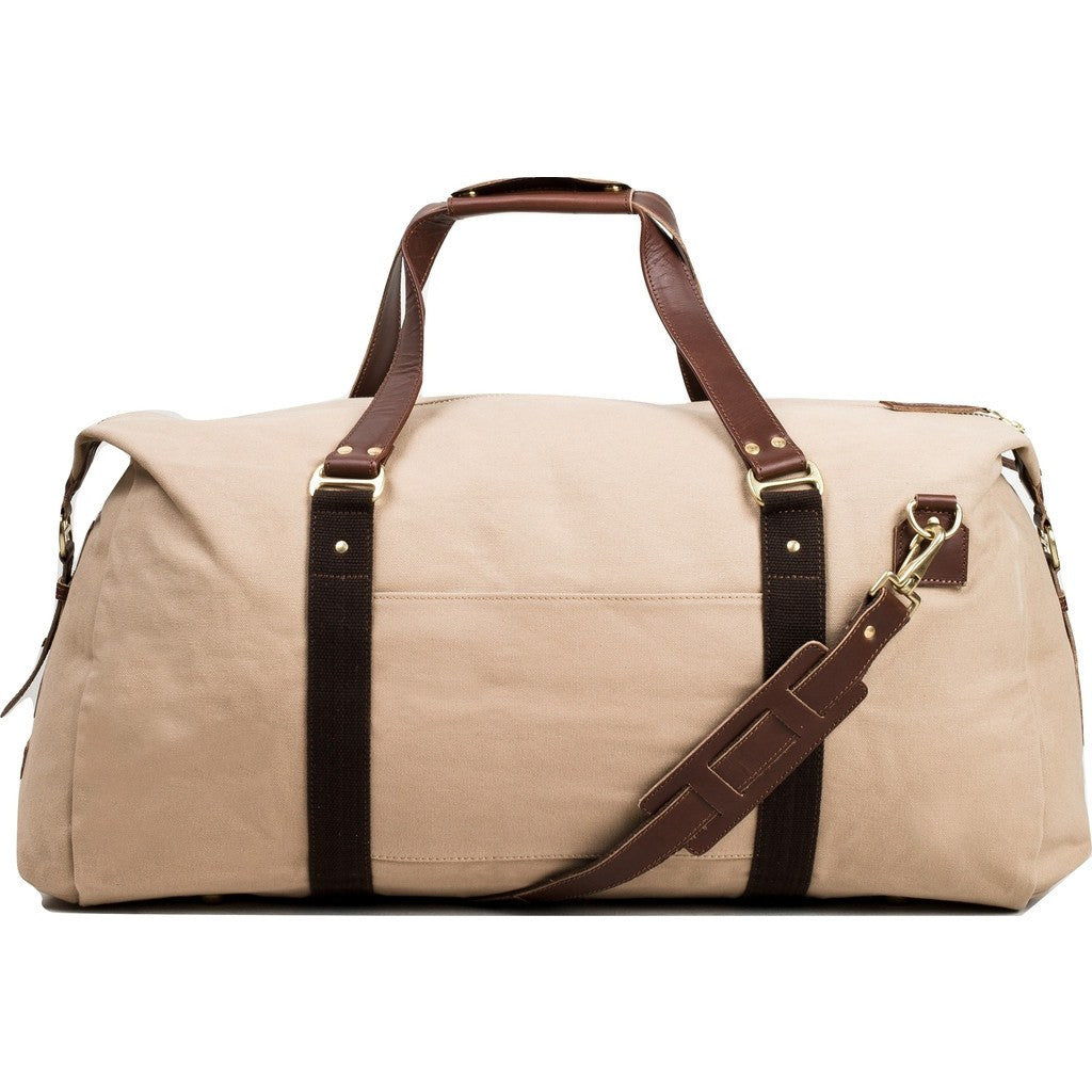 United By Blue Mt. Drew Duffel Bag | Tan DREWDUF-TN