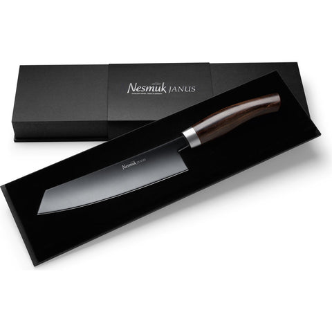 Nesmuk Janus Chef Knife | Grenadill J5G1802013