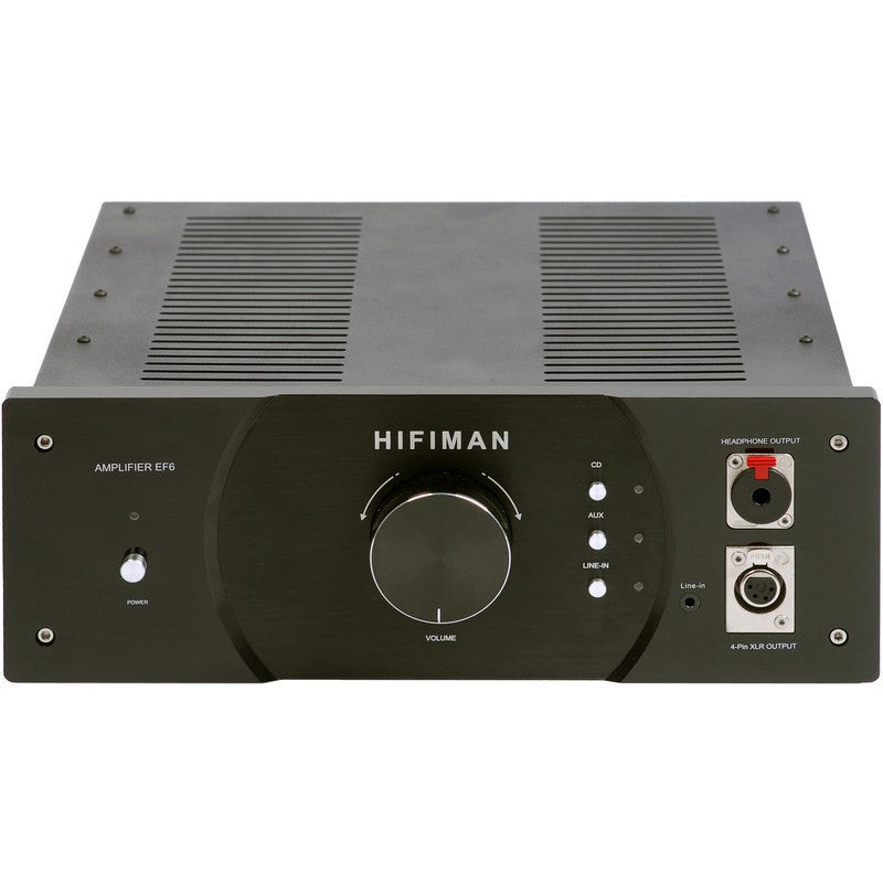 HiFiMAN EF-6 Headphone Amplifier | Black