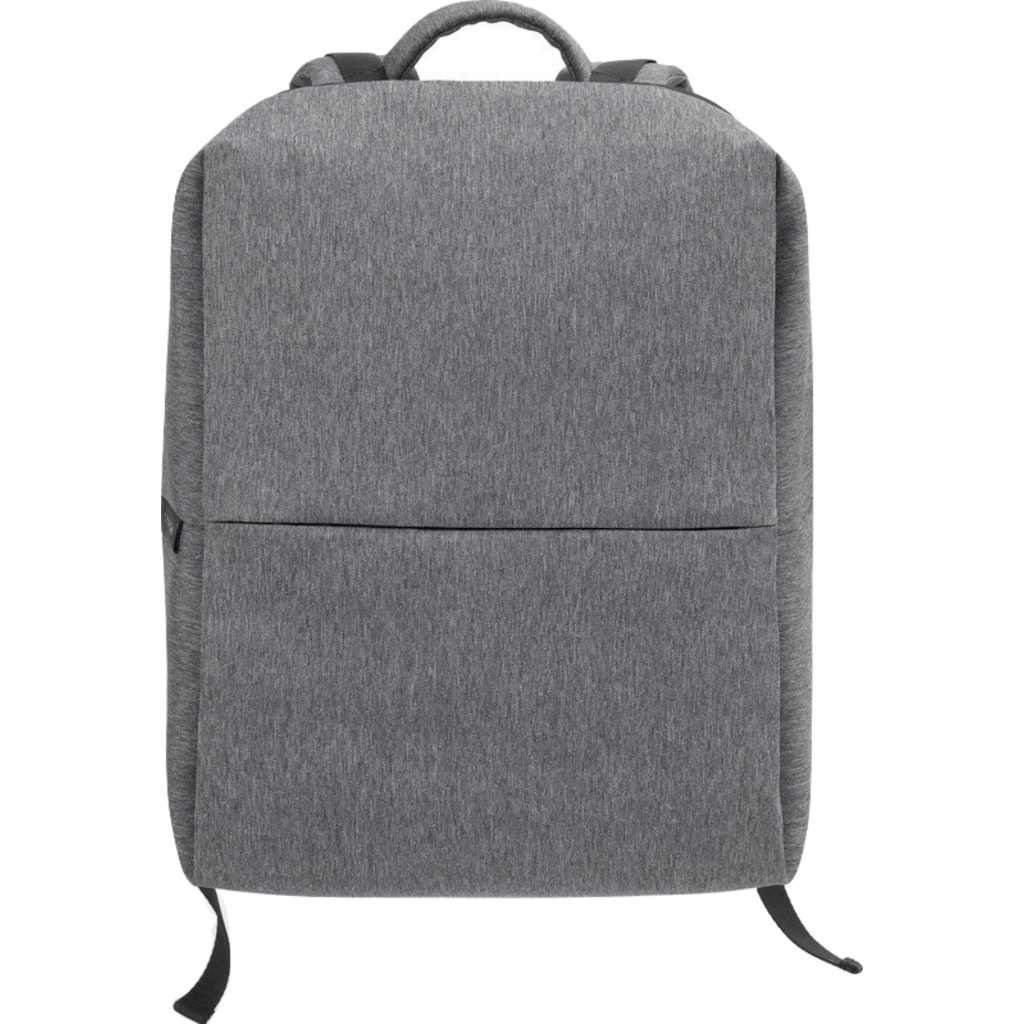 Cote et Ciel Rhine Eco Yarn Backpack | Black Melange