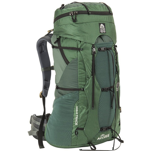 Granite Gear Nimbus Access 60 Short Torso Pack | Fern/Boreal/Black