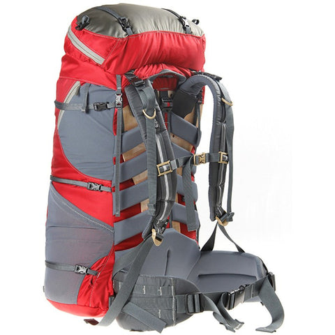Granite Gear Nimbus Access 60 Short Torso Pack | Red/Moonmist
