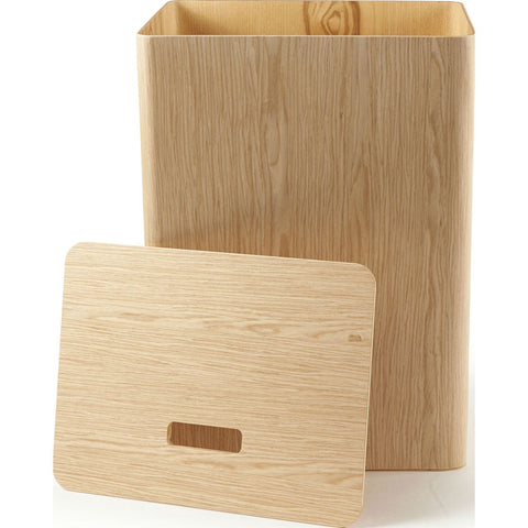 Atipico Arigatoe Wooden Laundry Holder | Oak 5902