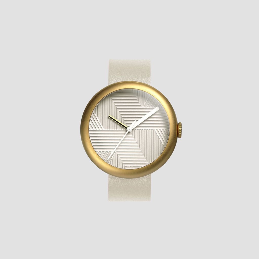 Objest Hach Copper Watch | Nude GOLNUD105