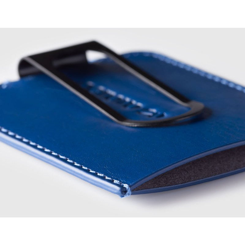 Octovo Money Clip | Blue W01-010-BLU