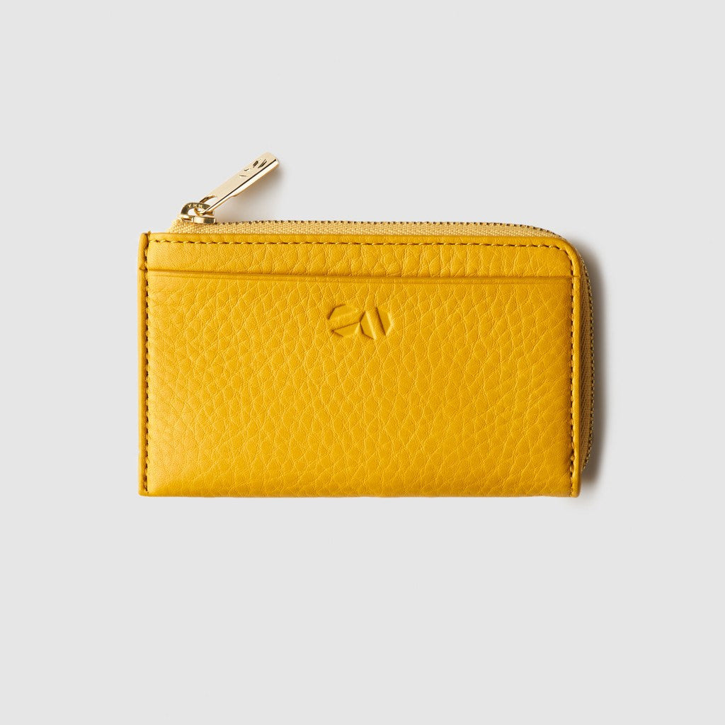 Octovo NYC Wallet | Yellow