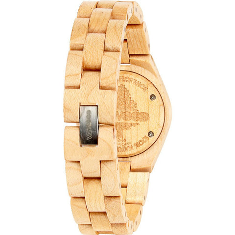WeWood Odyssey Maple Wood Watch | Beige